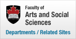 Faculty of Arts and Social Sciences | Related Sites